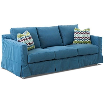 Klaussner Outdoor Extra Large Sofa