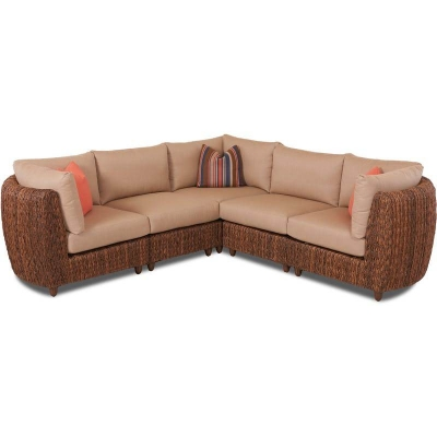 Klaussner Outdoor Sectional