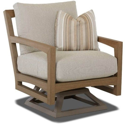 Klaussner Outdoor Swivel Rocking Chair