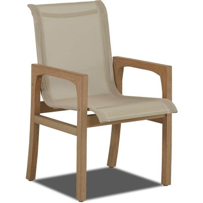 Klaussner Outdoor Dining Chair