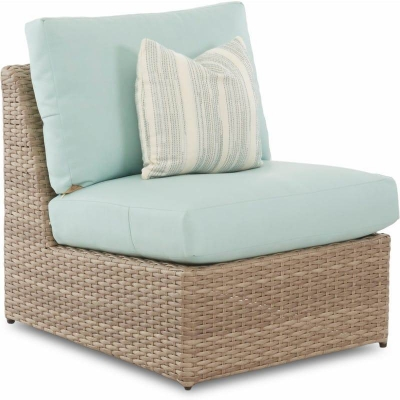 Klaussner Outdoor Armless Chair