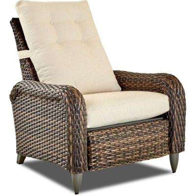 Klaussner Outdoor High Leg Reclining Chair