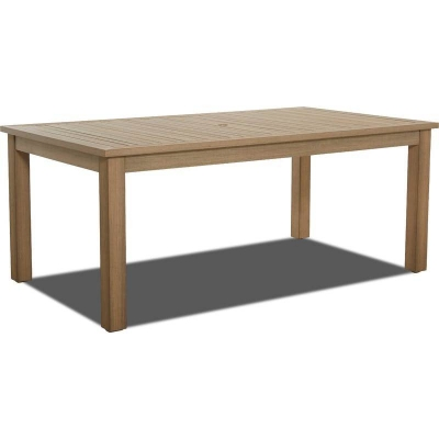 Klaussner Outdoor Dining Table 73 Inch