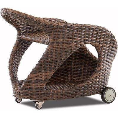 Klaussner Outdoor Serving Cart