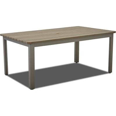 Klaussner Outdoor 71 Inch Dining Table