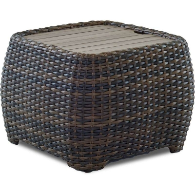 Klaussner Outdoor Rectangular End Table