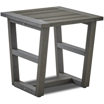 Klaussner Outdoor Square End Table