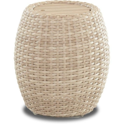 Klaussner Outdoor Round Accent Table