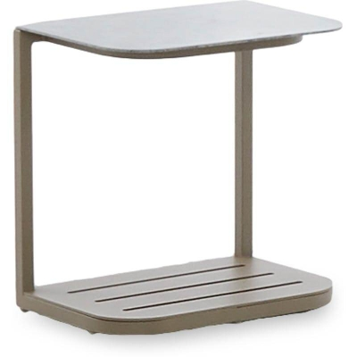Klaussner Outdoor Rectangular Accent Table