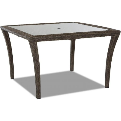 Klaussner Outdoor 48 Inch Dining Table