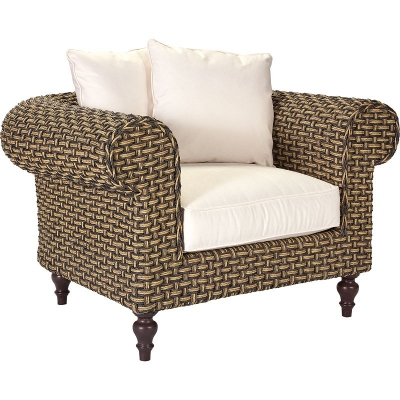 Lane Venture Chesterfield Lounge Chair