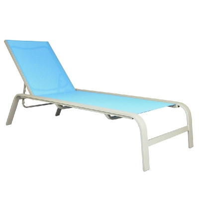 Lane Venture Adjustable Chaise Stackable