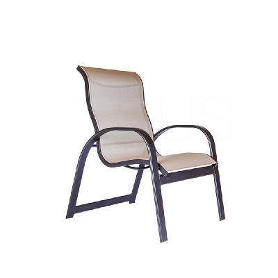 Lane Venture High Back Dining Chair Stackable