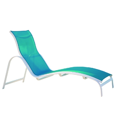 Lane Venture Stationary Chaise Stackable