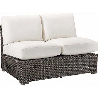 Lane Venture Armless Loveseat