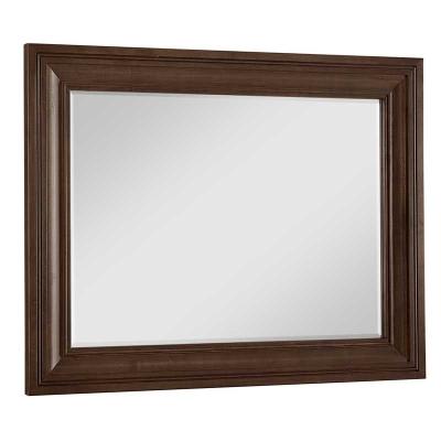 Laurel Mercantile Wide Landscape Mirror