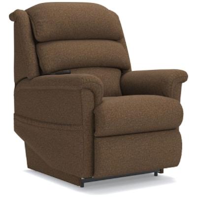 Lazboy Platinum Power Lift Recliner with Headrest and Lumbar