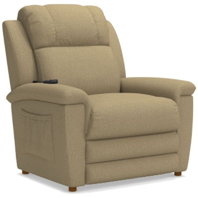 Lazboy Gold Power Lift Recliner with Massage and Heat