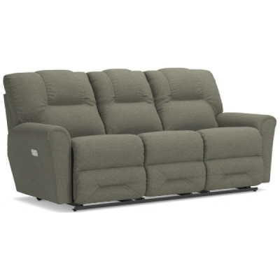 Lazboy Power Reclining Sofa with Headrest