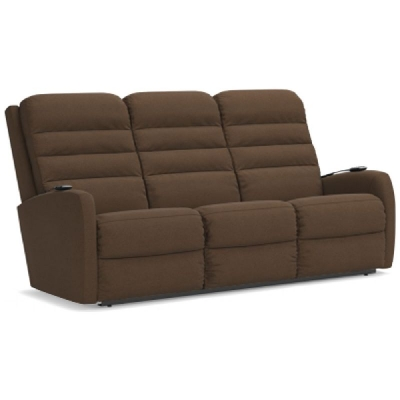 Lazboy Power Wall Reclining Sofa with Headrest and Lumbar