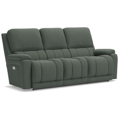 Lazboy Power Reclining Sofa with Headrest