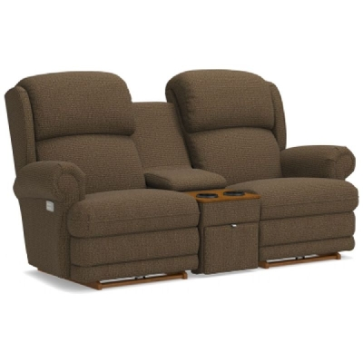 Lazboy Loveseat with Console