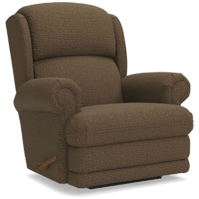 Lazboy Wall Recliner with Brass Nail Head Trim