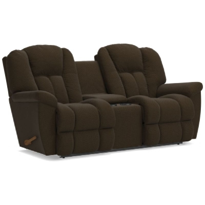 Lazboy Wall Reclining Loveseat with Console