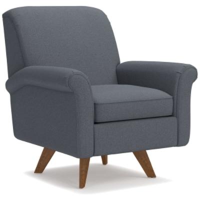 Lazboy High Leg Swivel Chair