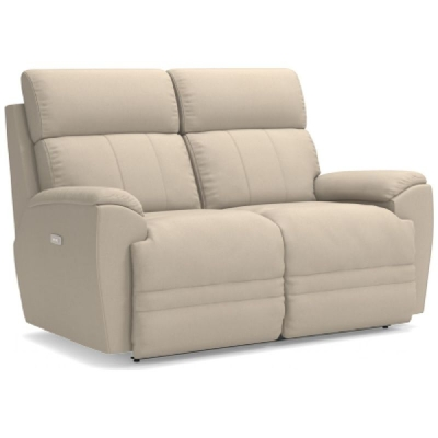 Lazboy Power Reclining Loveseat with Headrest