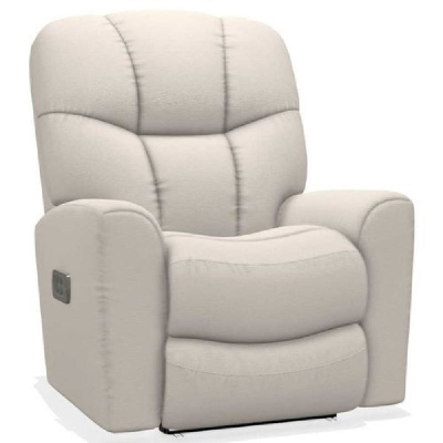 Lazboy Power Wall Recliner with Headrest and Lumbar