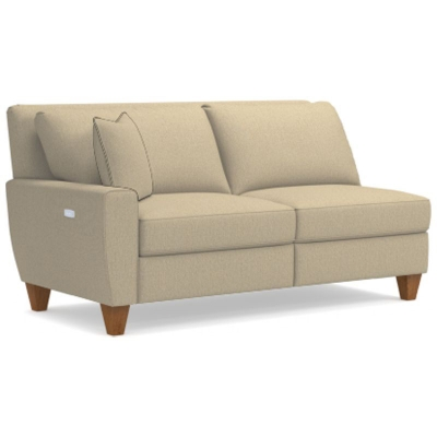 Lazboy Duo Right Arm Sitting Power Reclining Loveseat