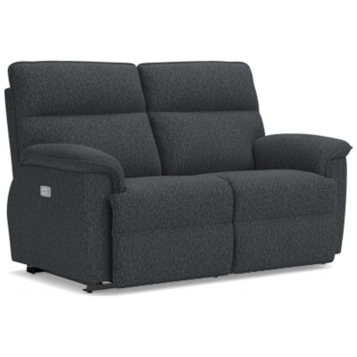 Lazboy La Z Time PowerRecline with Power Headrest Full Reclining Loveseat