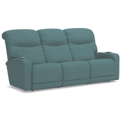 Lazboy Power ReclineXRw and Full Reclining Sofa