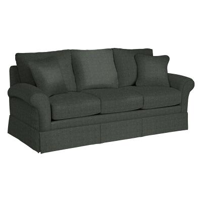 La Z Boy 610691 Blair Premier Sofa Discount Furniture At Hickory Park Furniture Galleries