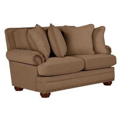 La Z Boy 630657 Brennan Premier Loveseat Discount Furniture At Hickory Park Furniture Galleries