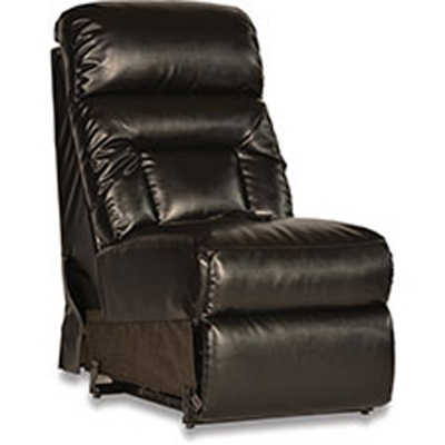 Lazboy Power La Z Time Armless Recliner