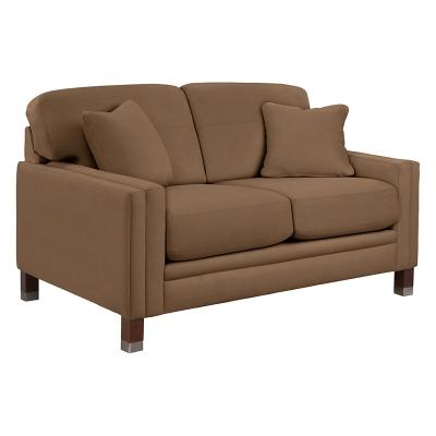 La Z Boy 630608 Uptown Premier Loveseat Discount Furniture At Hickory Park Furniture Galleries