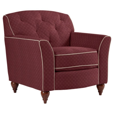 La Z Boy 607 Malina Premier Stationary Chair Discount Furniture At Hickory Park Furniture Galleries