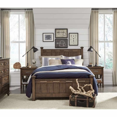Legacy Classic Kids Low Post Bed Twin
