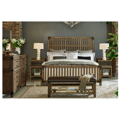 Legacy Classic Wood Gate Bed King