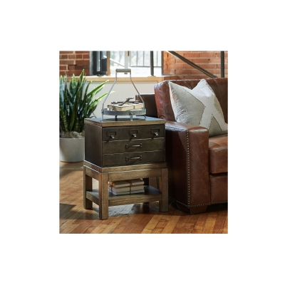 Legacy Classic Toolbox End Table