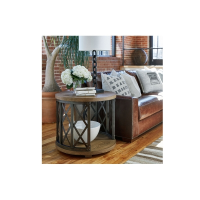 Legacy Classic Round Lamp Table