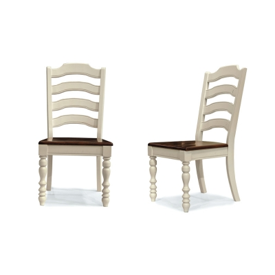 Legacy Classic 9390 140 Kd Concord White Side Chair Discount Furniture At Hickory Park Furniture