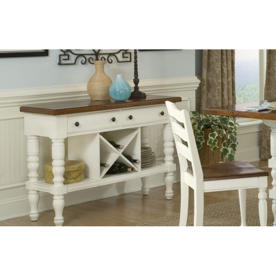 Legacy Classic 9390 180 Concord White Sideboard Discount Furniture At Hickory Park Furniture