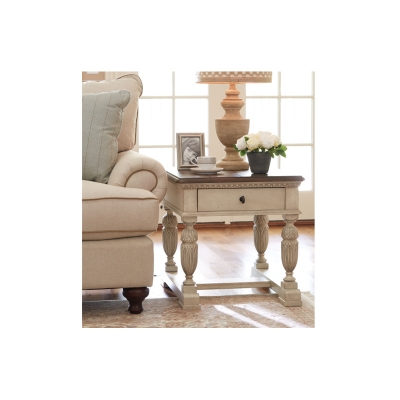 Legacy Classic Rectangular End Table