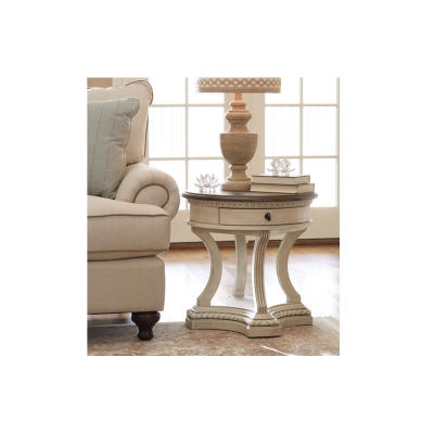 Legacy Classic Round End Table