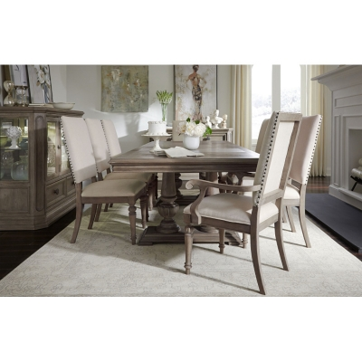 Legacy Classic Double Pedestal Table