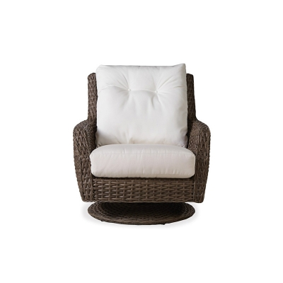 Lloyd Flanders High Back Swivel Rocker
