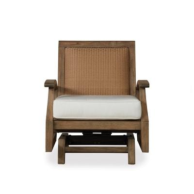 Lloyd Flanders Spring Rocker Lounge Chair